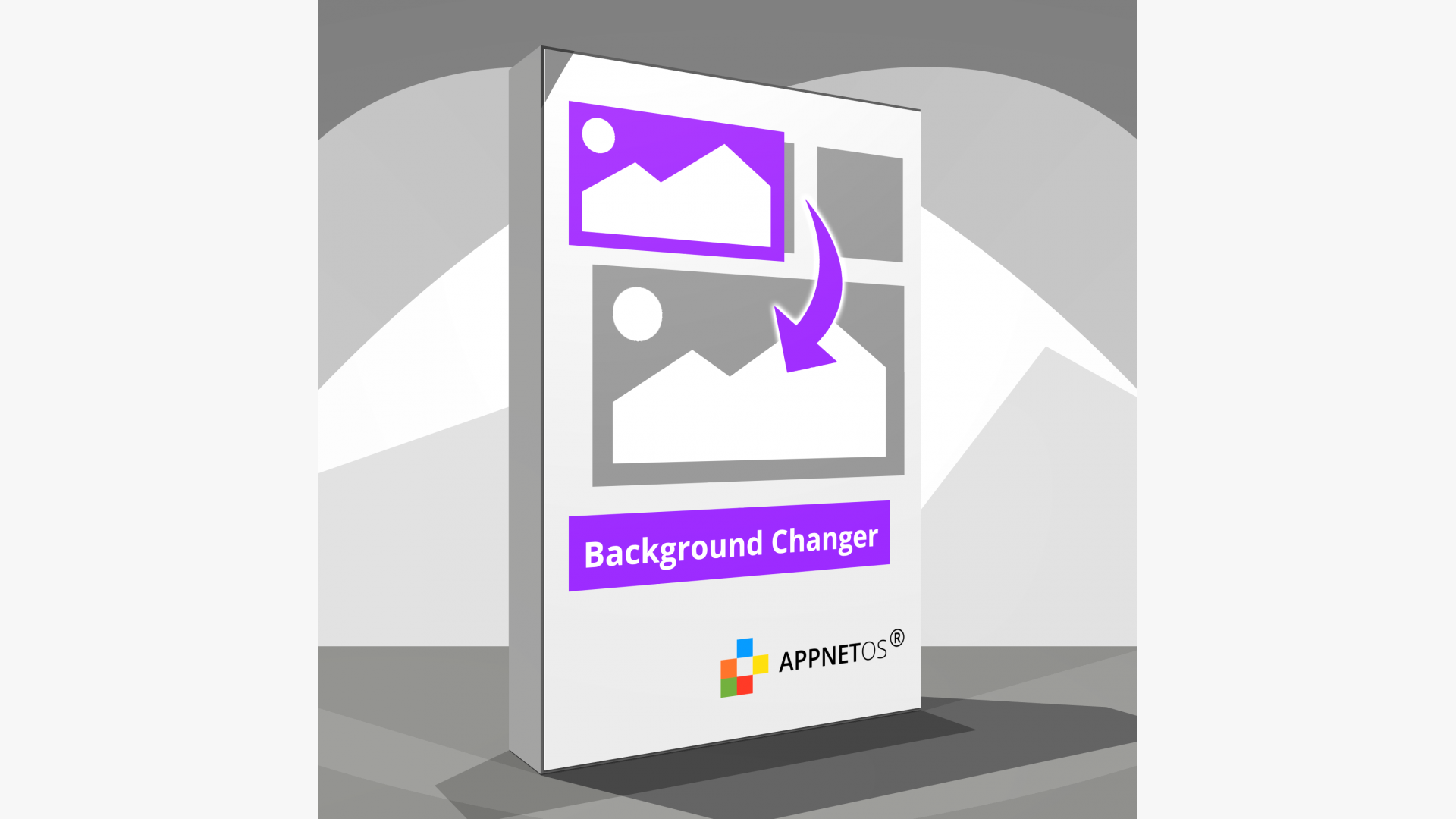 APPNET OS Background Changer