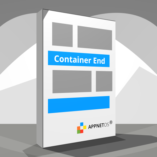 APPNET OS Container End