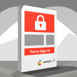 APPNET OS Force Sign In